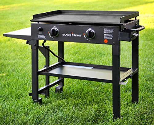 Blackstone 28 inch Outdoor Flat Top Gas Grill Griddle Station 2