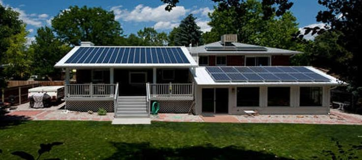 Powering an off the grid house cost effective ask a for Cost effective homes