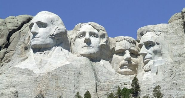 'Let's Get Rid of Mount Rushmore'; Anti-Confederate Movement Spreads To Founders