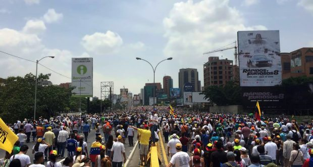 Starving Venezuelans Are Now WALKING To Colombia For Food