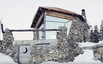 Incredible Off Grid Tiny House Built By Pro Snowboarder
